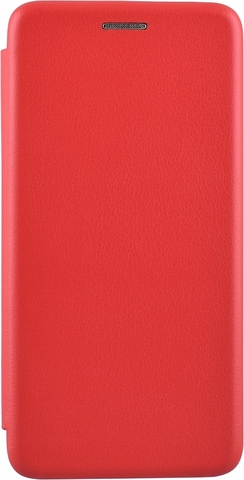 Чехол-книжка Fasion Case  для Xiaomi Redmi 6A Красный