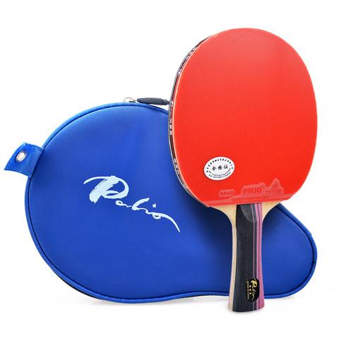 Ракетка для настольного тенниса PALIO 3 STAR с чехлом