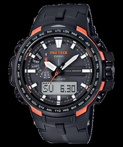 Купить Мужские японские наручные часы Casio PRW-6100Y-1DR по доступной цене