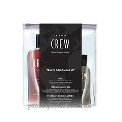American Crew Travel Grooming Kit - Дорожный набор