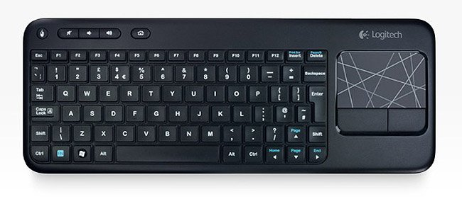 LOGITECH K400 Wireless Touch