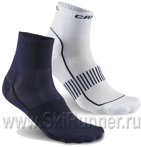 Носки беговые Craft Cool Training - 2 пары