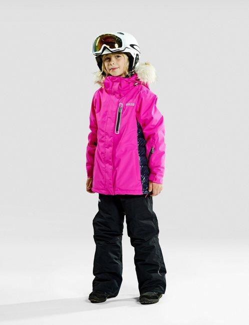 Детская горнолыжная куртка 8848 Altitude Amo 8611 розовая | Интернет-магазин Five-sport.ru