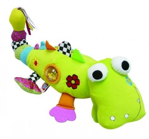 Игрушка развивающая Biba Toys Крокодил JF029