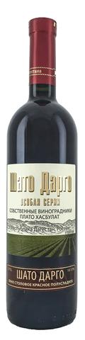 Вино Шато Дарго столовое кр. п/сл. 0,75л