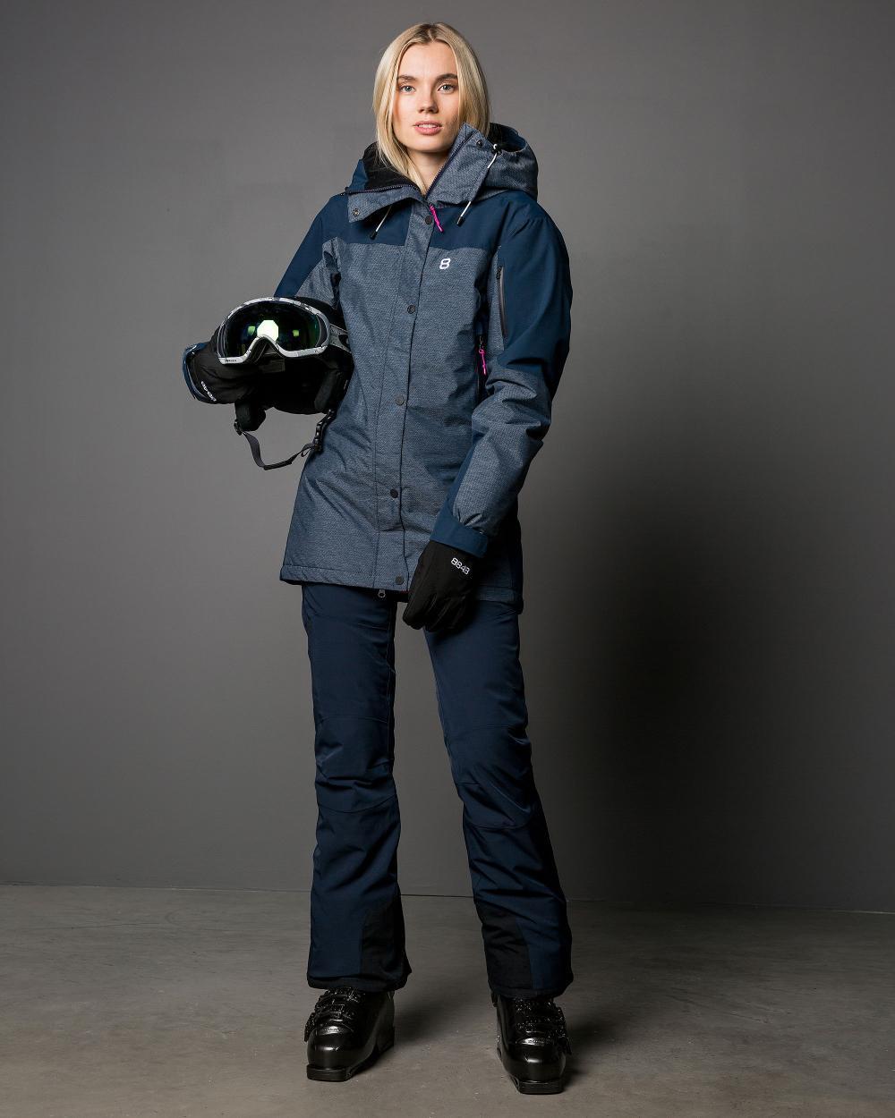 09bb9e41 Женский горнолыжный костюм 8848 Altitude Sienna Poppy navy купить в ...