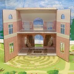 ЯиГрушка Дом с черепичной крышей.арт. 59404