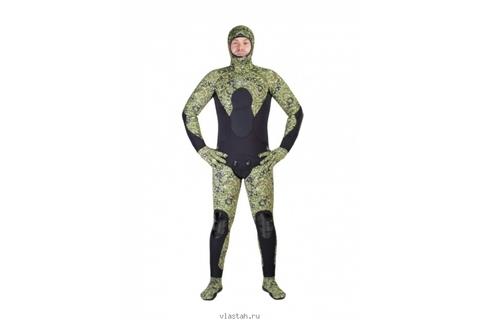 Гидрокостюм Scorpena C3 7 мм Green Camo