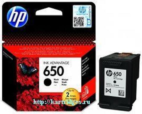 Картридж Hewlett-Packard (HP) CZ101AE №650