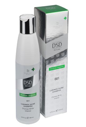Med Line Organic Luminox Shine Shampoo 001, 200 ml