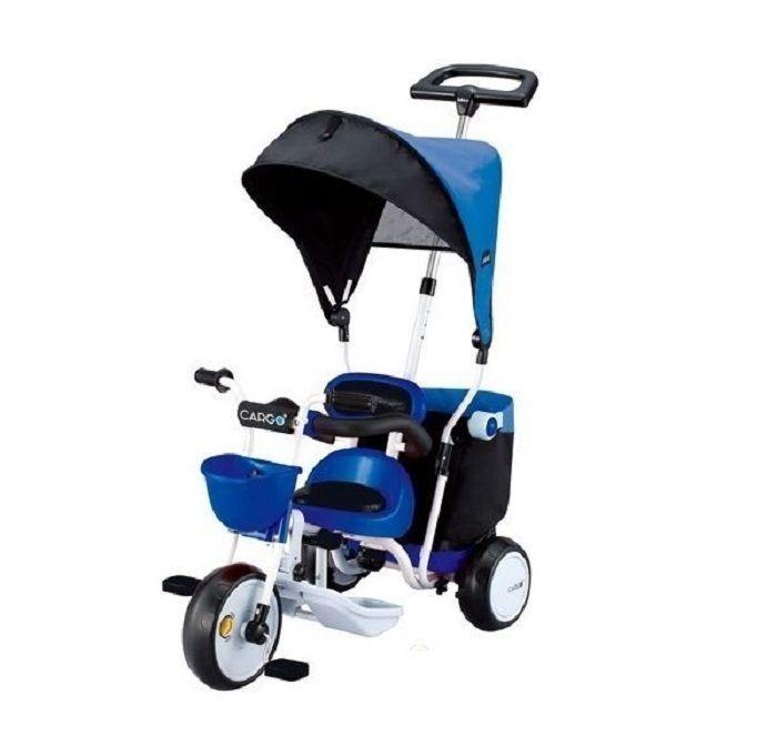 Велосипед IDES CARGO PLUS - Синий