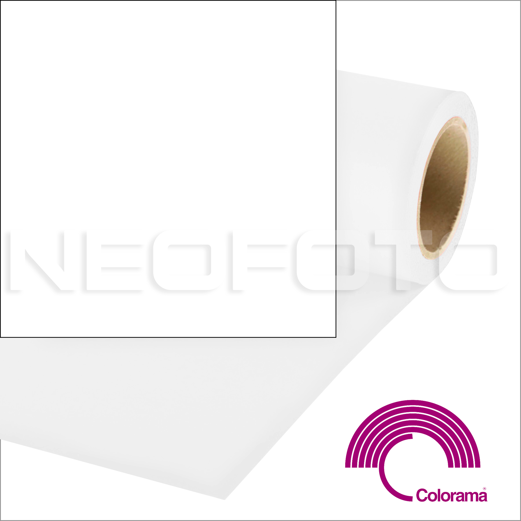 Colorama CO565 Arctic White 1.35х11 м