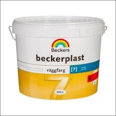 Краска для стен и потолков BECKERS BECKERPLAST 7 База А (Белый)