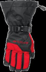 Pivot Glove / Черно-красный