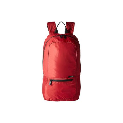 Складной рюкзак Victorinox Packable Backpack, red, фото 2