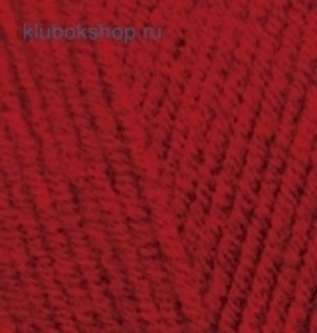 Alize Lanagold Красный 56 (5 шт.)