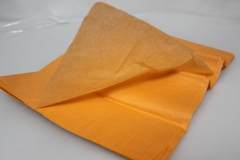Бумага тишью, оранжевая 76*50 см (10 листов в уп.)