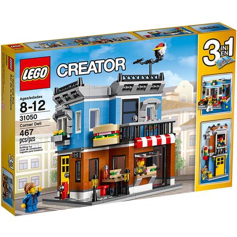 LEGO Creator: Магазинчик на углу 31050