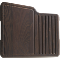 Cutting Board for Home Line 200, heat-treated ash wood