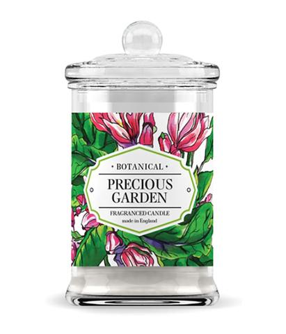 Свеча ароматическая в стекле Заповедный сад, Bago home