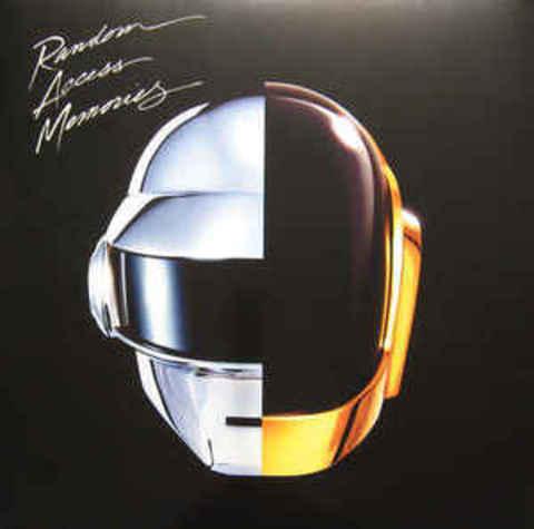 Виниловая пластинка. Daft Punk – Random Access Memories