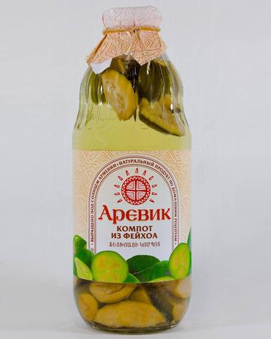 Компот Аревик из фейхоа, 1л
