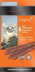 Лакомство для кошек Edel Cat Колбаски, ягненок, индейка