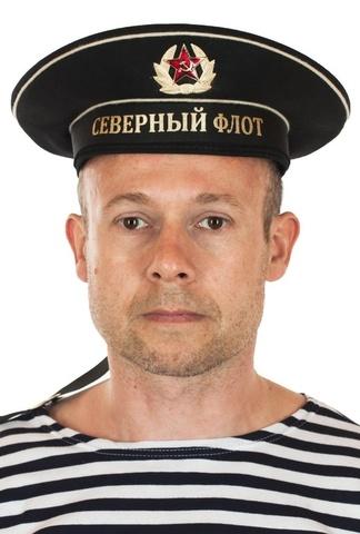 Купить бескозырку Северный Флот - Магазин тельняшек.ру 8-800-700-93-18