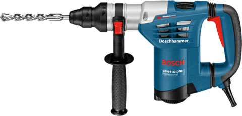 Перфоратор SDS-plus BOSCH GBH 4-32 DFR