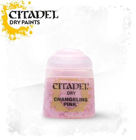 DRY: CHANGELING PINK