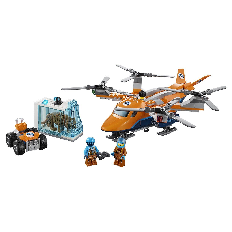 Конструктор LEGO City Arctic Expedition Арктический вертолёт 60193