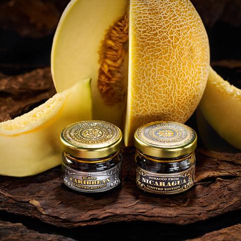 Табак WTO Caribbean Blend Melon (ВТО Карибский Бленд Дыня) 20 г