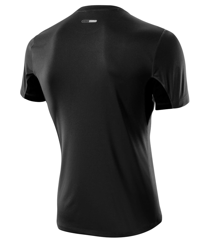 Мужская беговая футболка мизуно DryLite Core Tee (J2GA4012T 09) черная