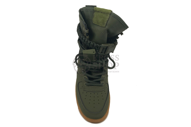 Nike Women's SF Air Force 1 Mid Military