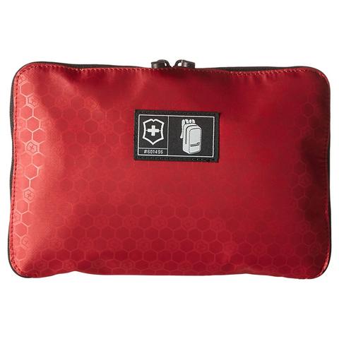Складной рюкзак Victorinox Packable Backpack, red, фото 4