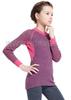 Комплект термобелья из шерсти мериноса Norveg Climate Control Pink детский