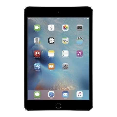 iPad mini 4 Wi-Fi 128Gb Space Gray - Серый космос
