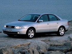 Чехлы на Audi A4 (B5) седан 1994–2001 г.в.