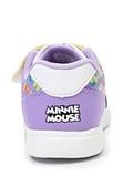 Кроссовки Минни Маус (Minnie Mouse) на липучке для девочек, цвет сиреневый. Изображение 3 из 8.