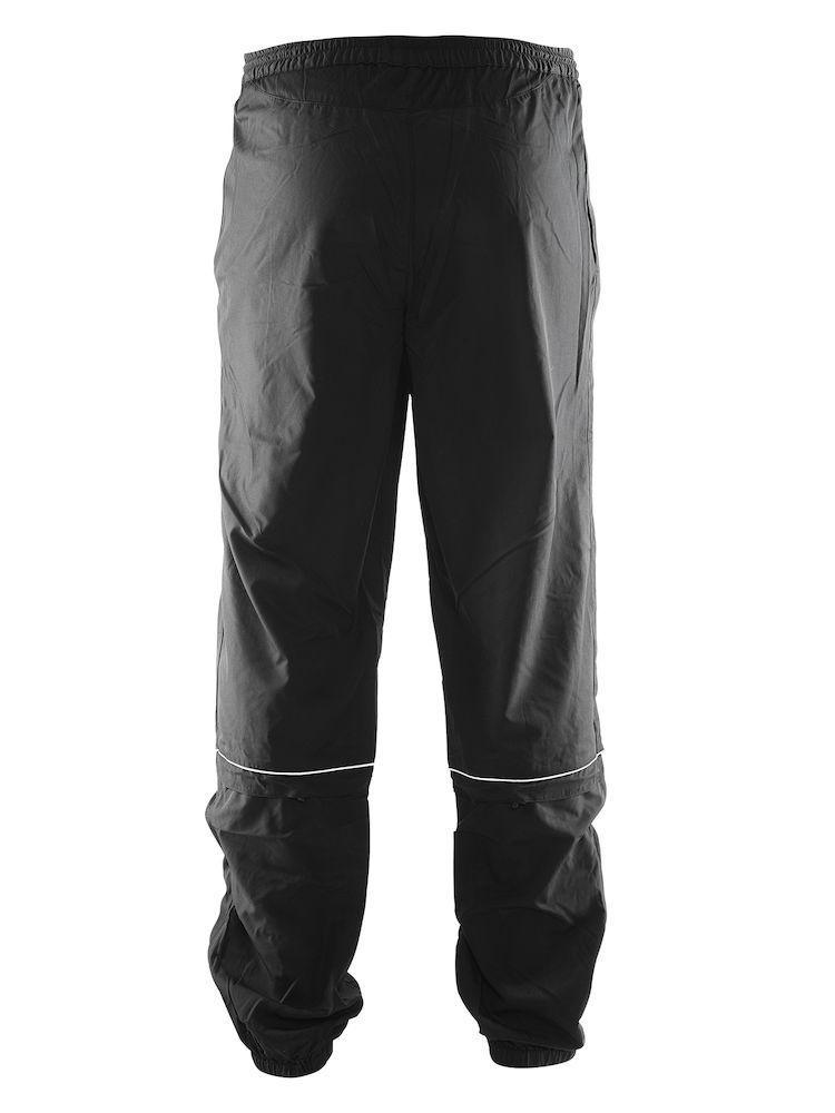 Мужские брюки для бега Craft Active Run (1902219-9999) черные фото