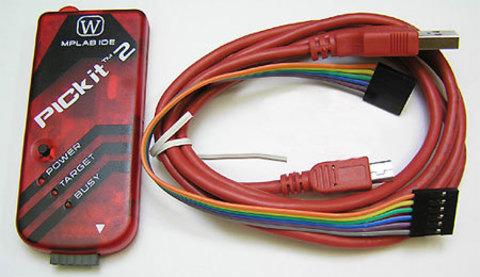 Купить недорого Модуль RC036  PICKIT 2 W  USB Программатор