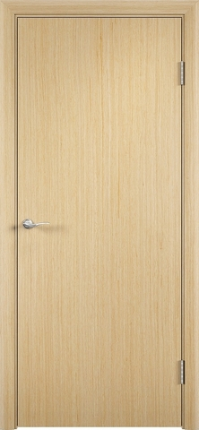 Дверь Верда ДПГ, цвет беленый дуб, глухая