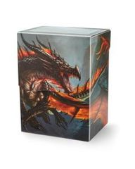 Dragon Shield - Коробочка Amina на 75+ карт