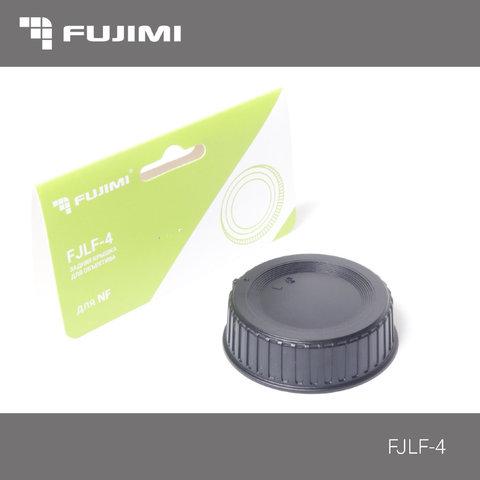 Fujimi FJLF-4 Защитная крышка для объектива Nikon NF