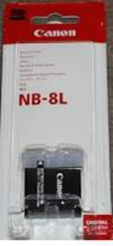 Canon NB-8L