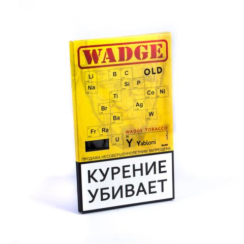 WADGE OLD 100gr Yabloni