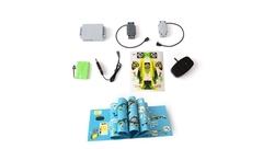 Конструктор QIHUI с мотором и радиоуправлением