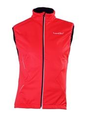 Мужской лыжный жилет Nordski Premium (NSM306900) красный