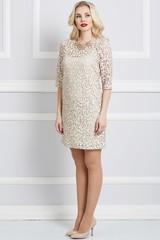 Платье Снежана