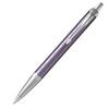 Parker IM Premium - Dark Violet CT, шариковая ручка, M